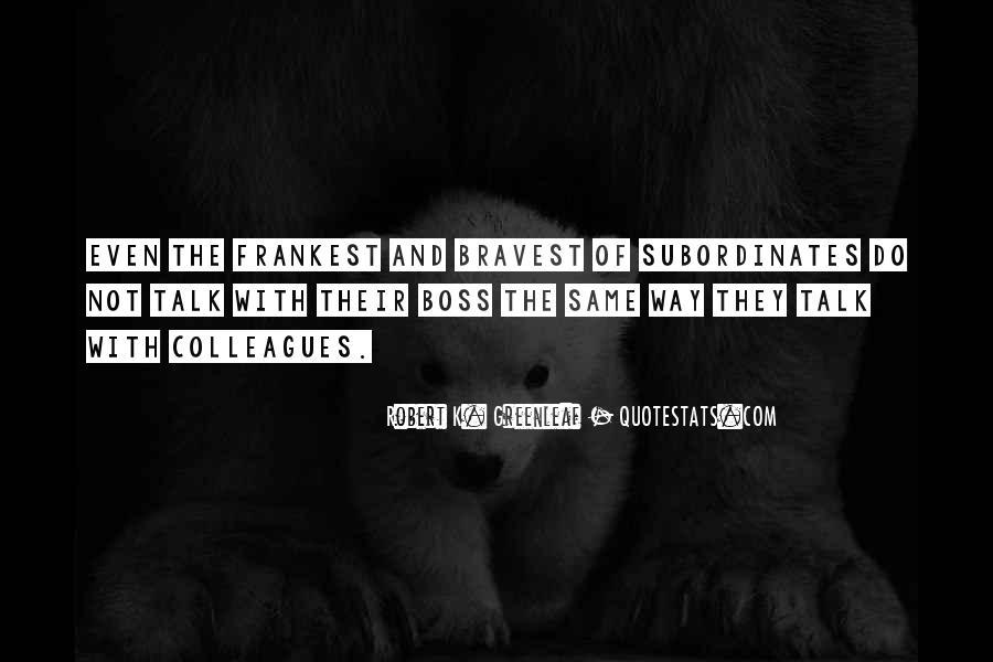 Frankest Quotes #1086822