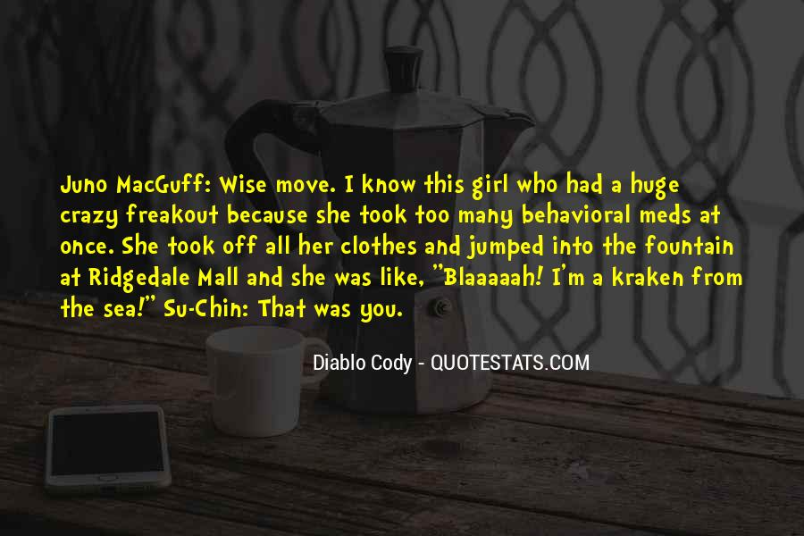 Freakout Quotes #5531