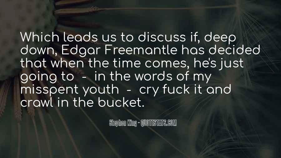 Freemantle Quotes #1432244