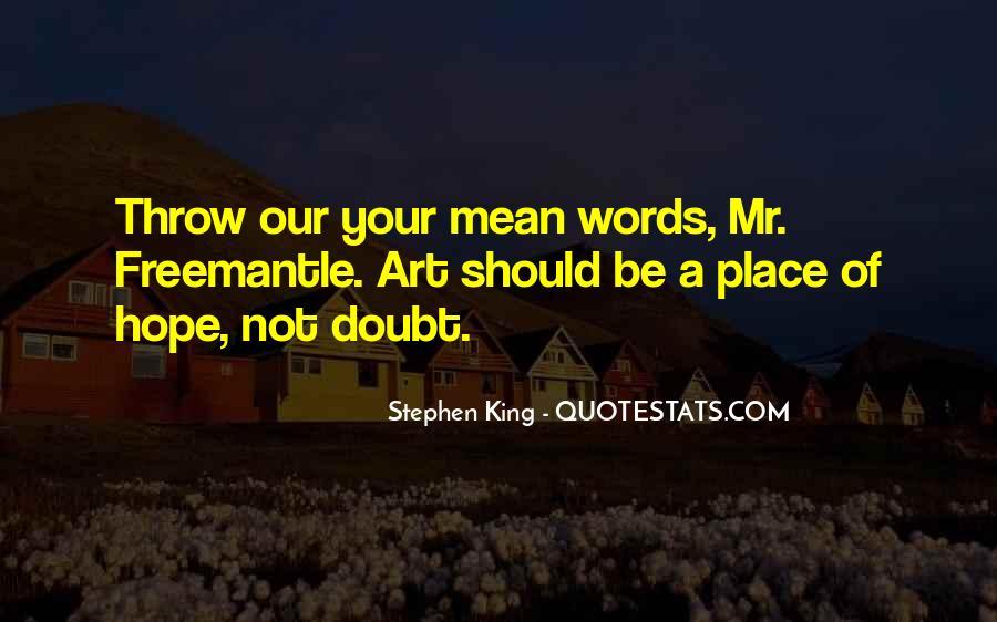 Freemantle Quotes #926667