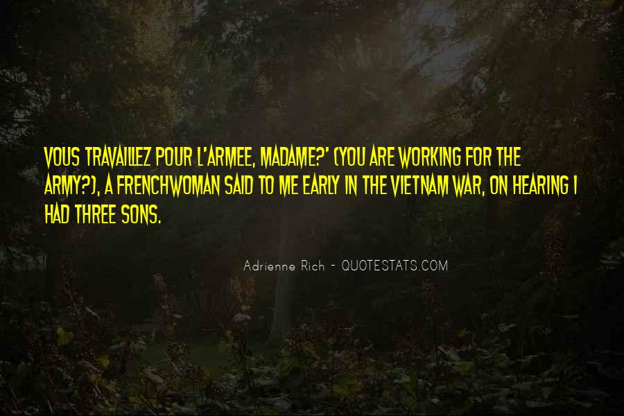 Frenchwoman's Quotes #318061