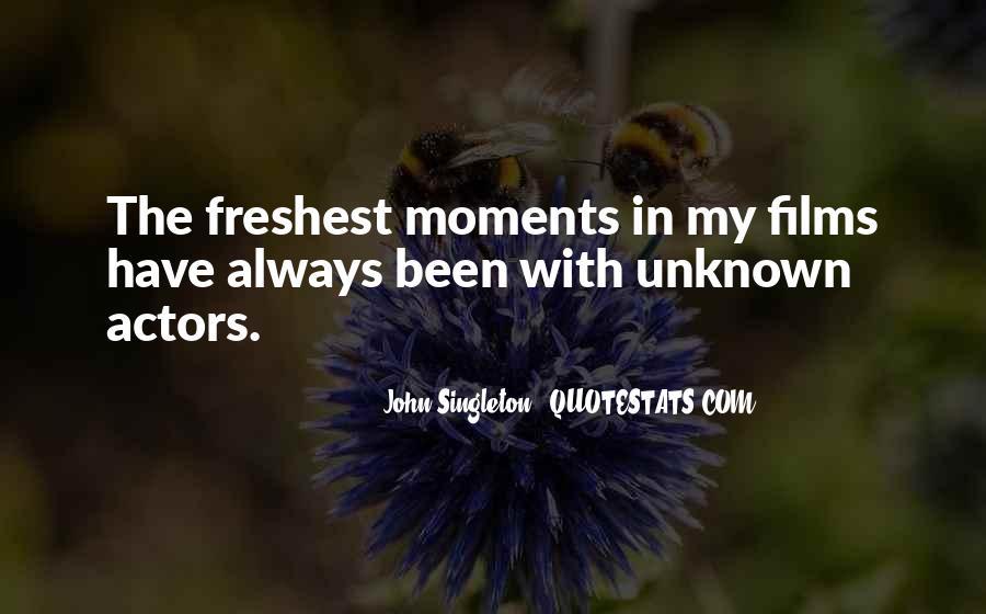 Freshest Quotes #1702133