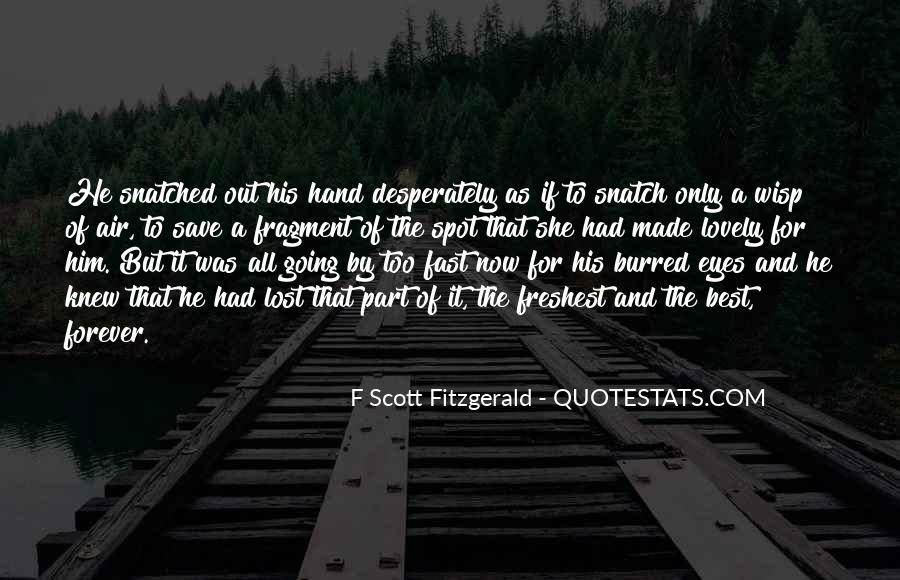 Freshest Quotes #227225