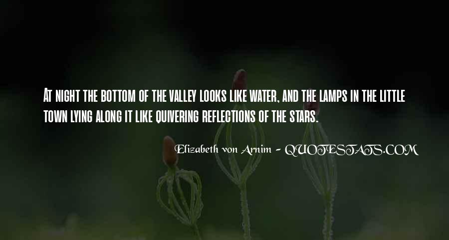 Quotes About Reflections In Water #283508