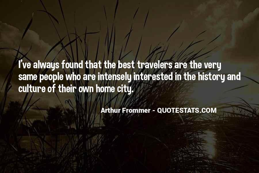 Frommer's Quotes #461915