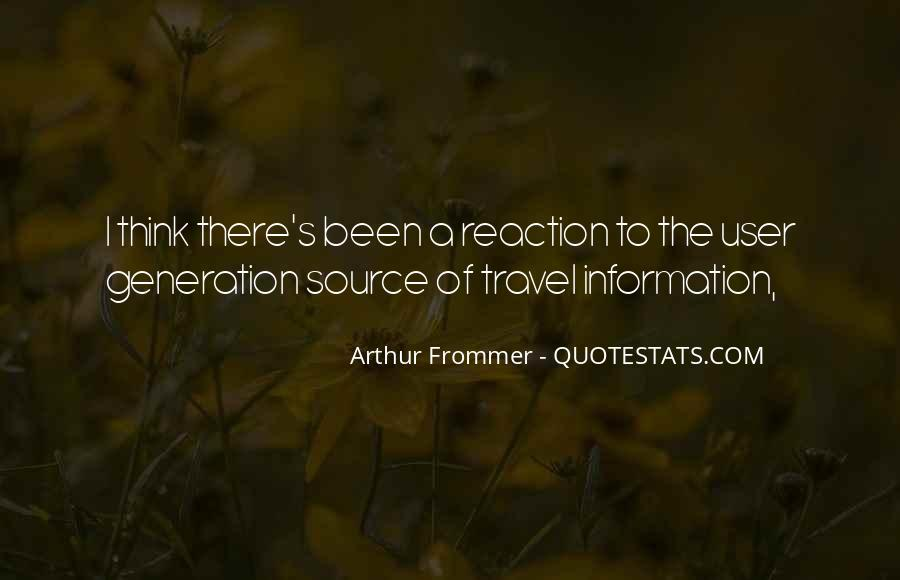 Frommer's Quotes #598907