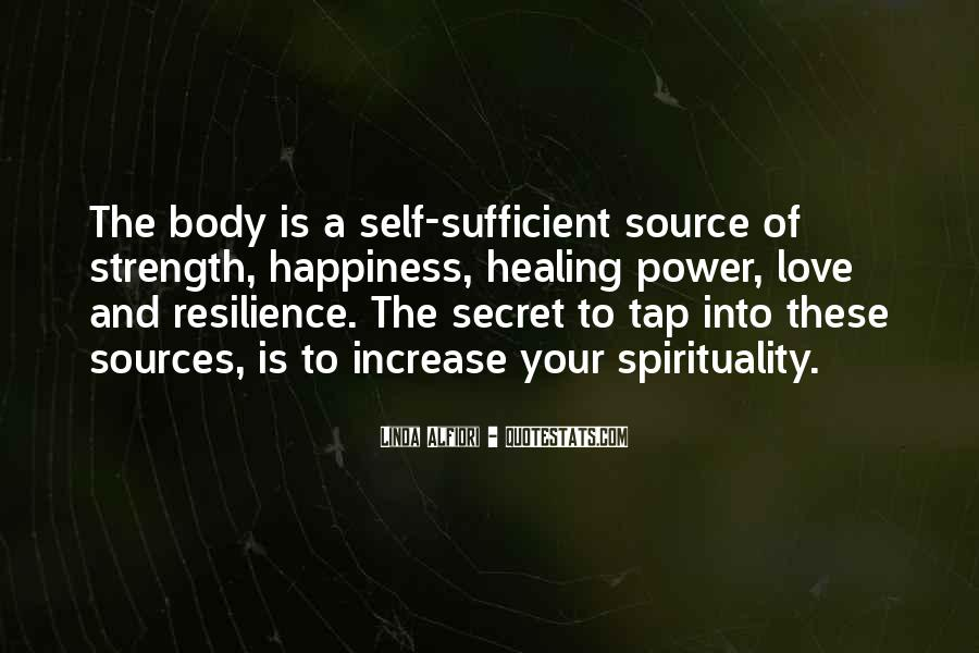 Quotes About Self Love And Strength #1023220