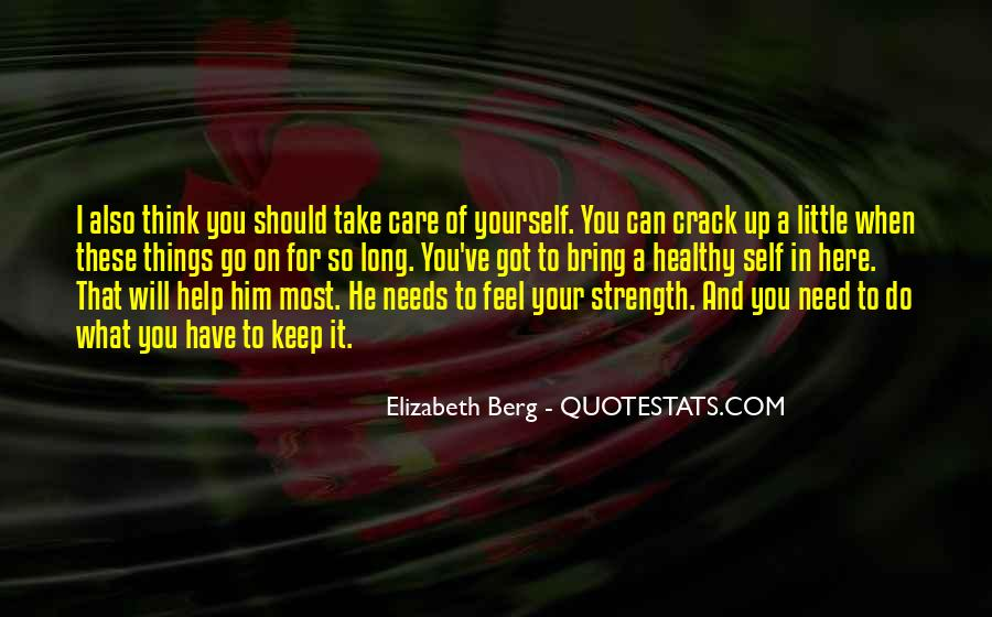 Quotes About Self Love And Strength #1720285