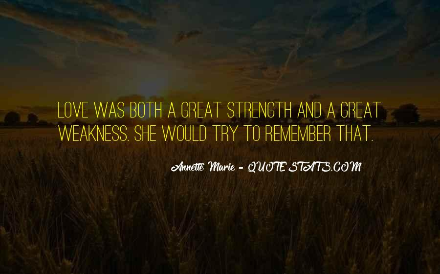 Quotes About Self Love And Strength #97655