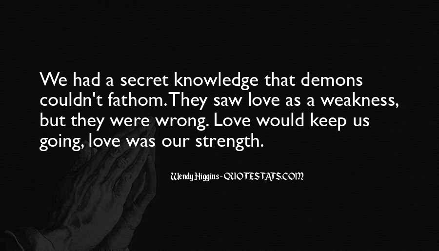 Quotes About Self Love And Strength #99232
