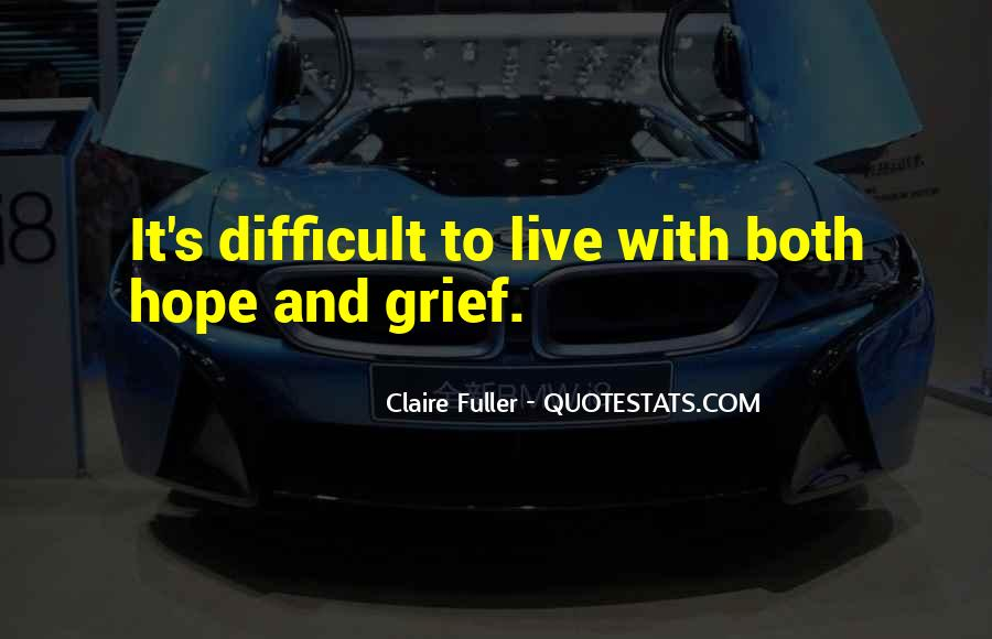 Fuller's Quotes #210619