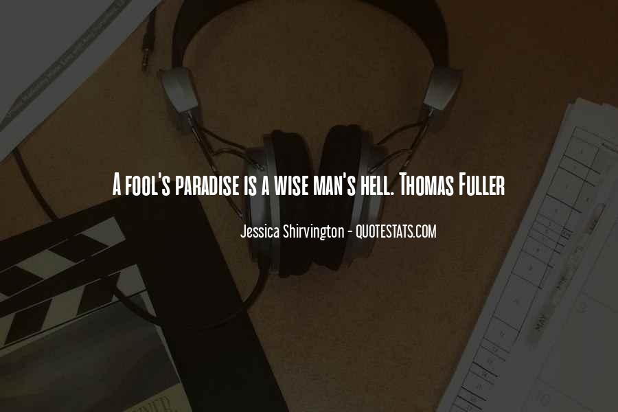 Fuller's Quotes #280874