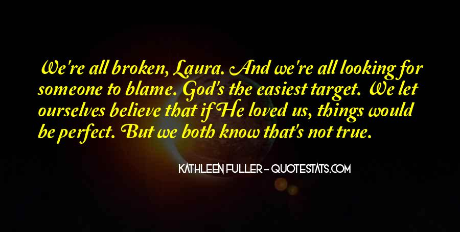Fuller's Quotes #286435