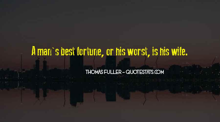 Fuller's Quotes #416791