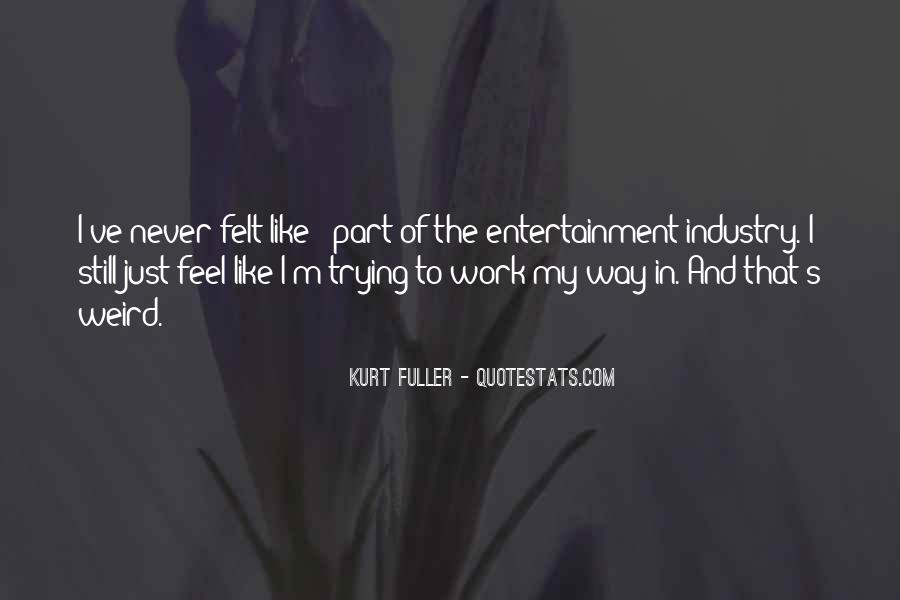 Fuller's Quotes #433628