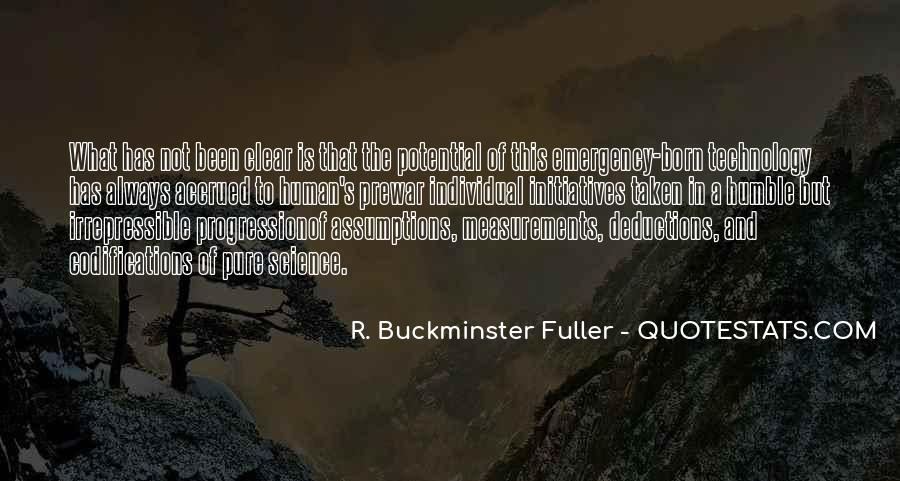 Fuller's Quotes #534546