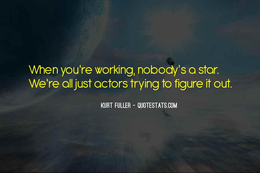 Fuller's Quotes #576717