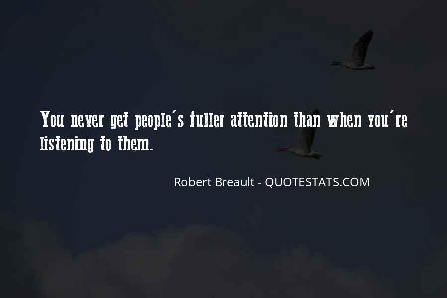 Fuller's Quotes #785528