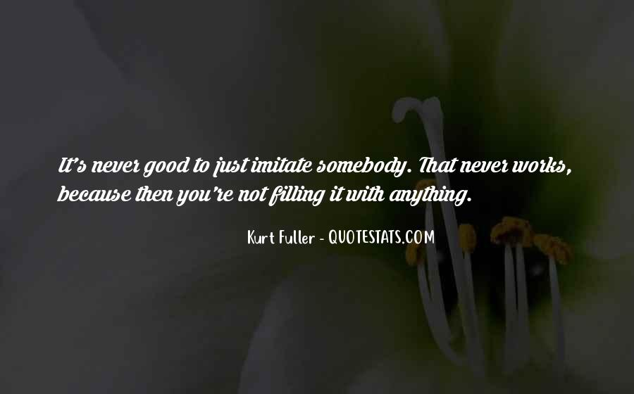 Fuller's Quotes #85226