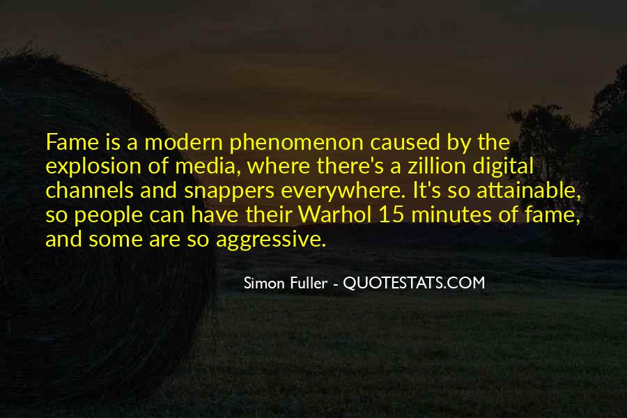 Fuller's Quotes #936145