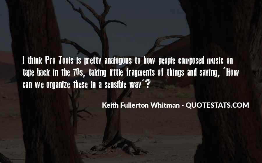 Fullerton Quotes #1151317