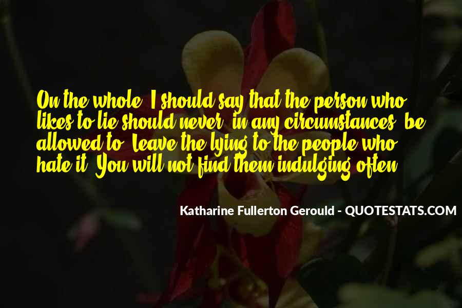Fullerton Quotes #204436