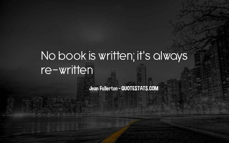 Fullerton Quotes #467529