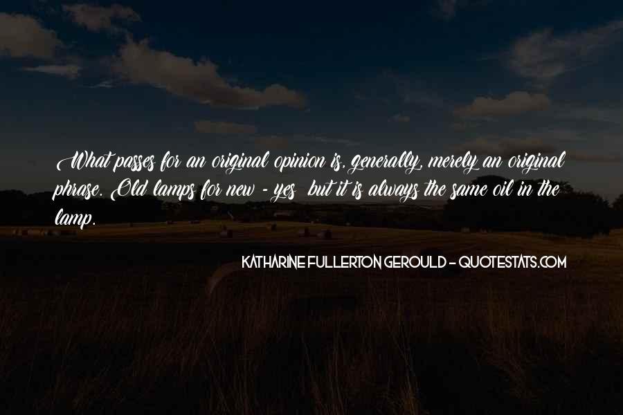 Fullerton Quotes #568281