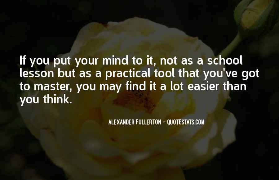 Fullerton Quotes #742903