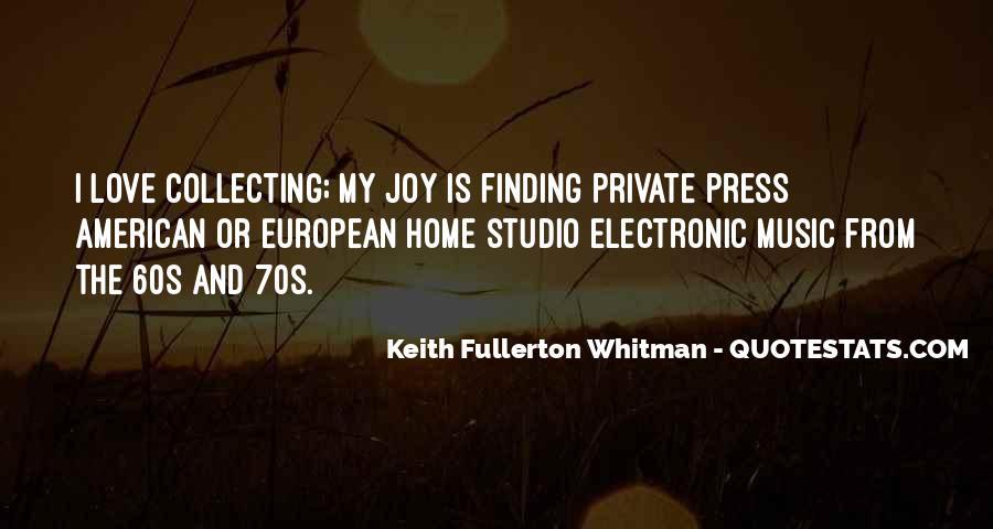 Fullerton Quotes #782729