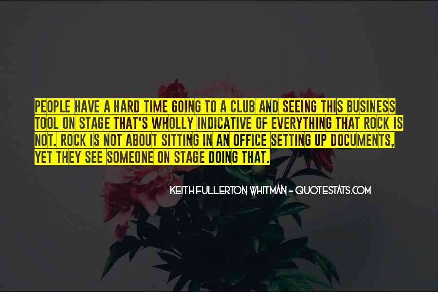 Fullerton Quotes #975602