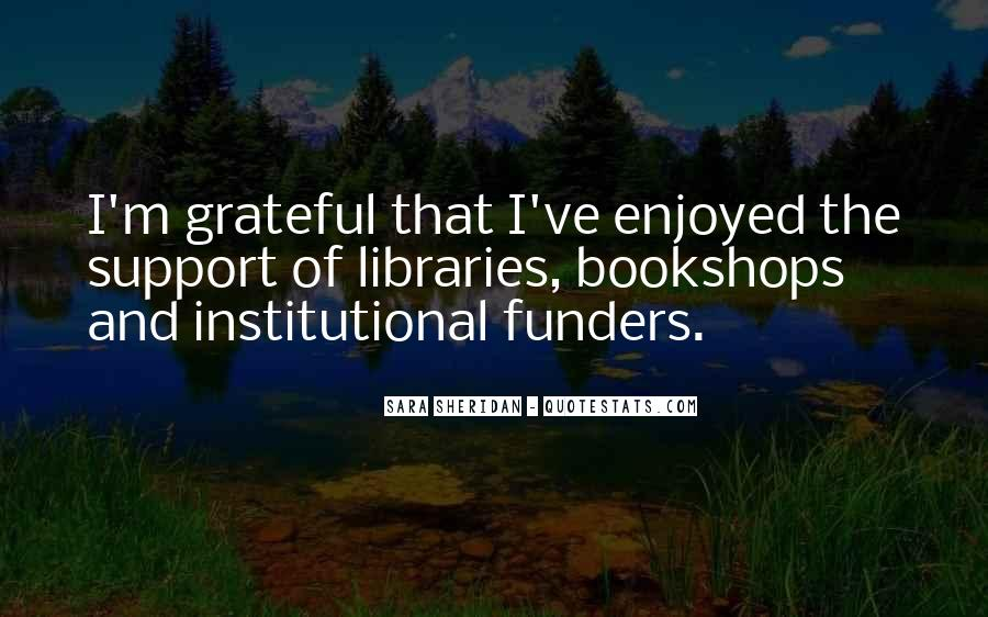 Funders Quotes #1649043
