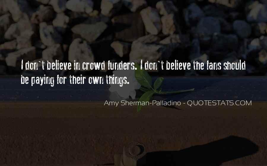 Funders Quotes #219073