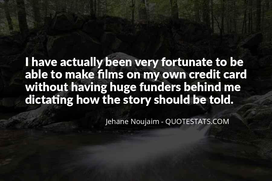Funders Quotes #360475