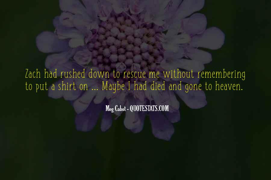 Quotes About Remembering Someone Died #1337231