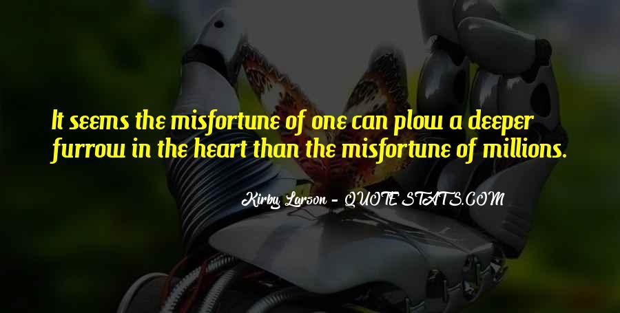 Furrow'd Quotes #1010219