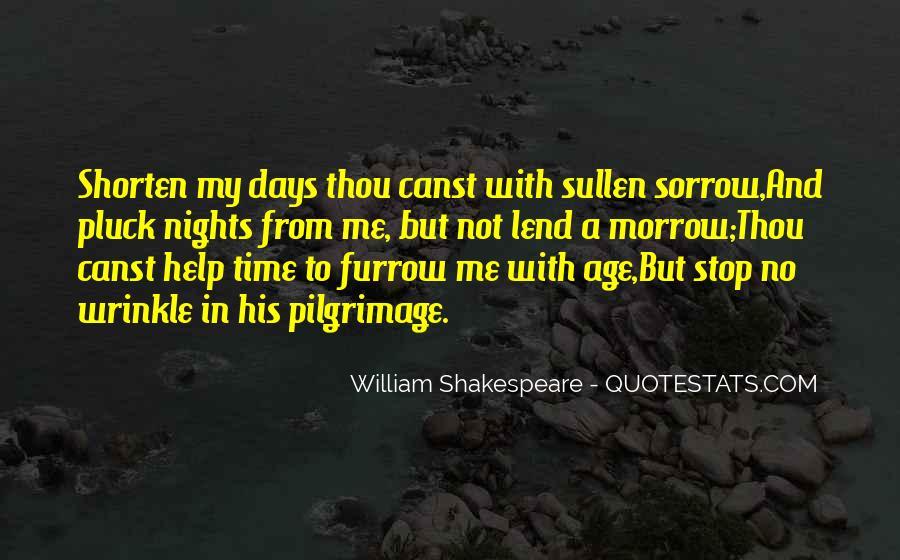 Furrow'd Quotes #1060933