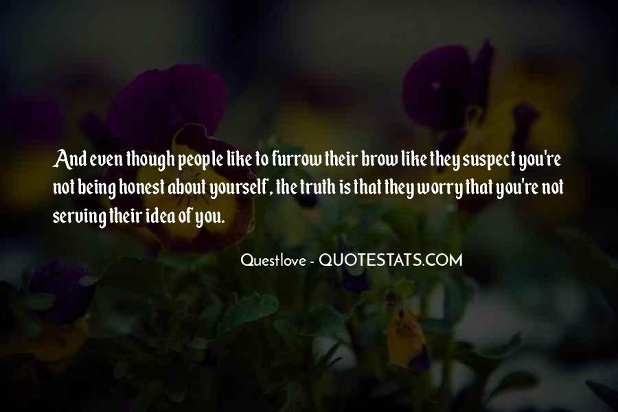Furrow'd Quotes #1070490
