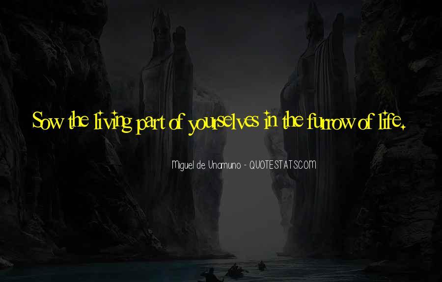Furrow'd Quotes #134931