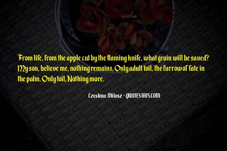 Furrow'd Quotes #1508471