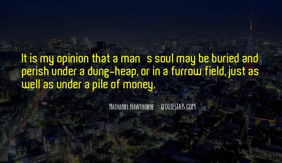 Furrow'd Quotes #1652419
