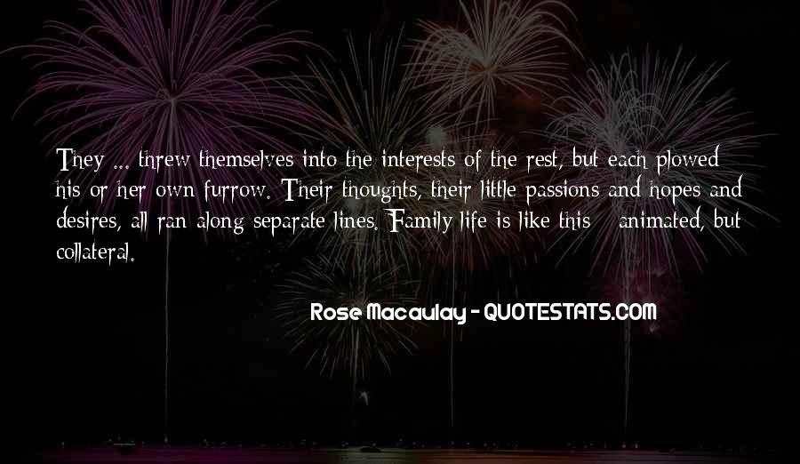 Furrow'd Quotes #216744