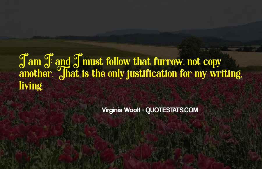Furrow'd Quotes #615283