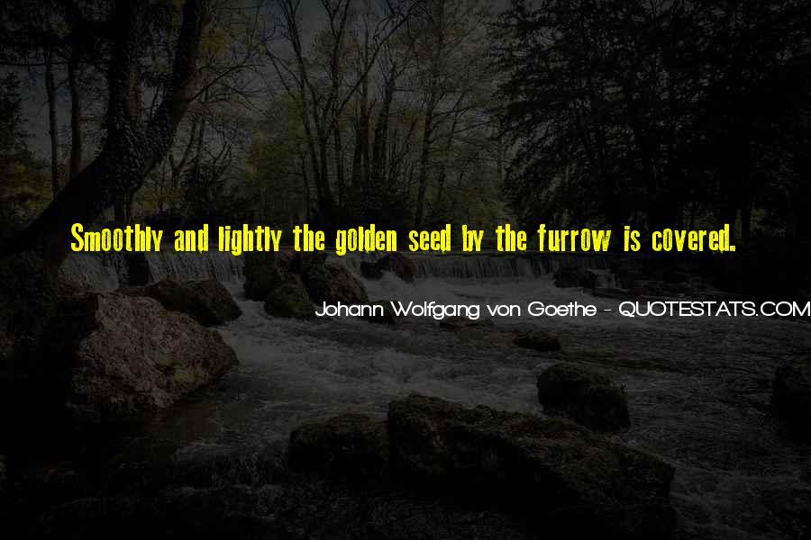Furrow'd Quotes #998627