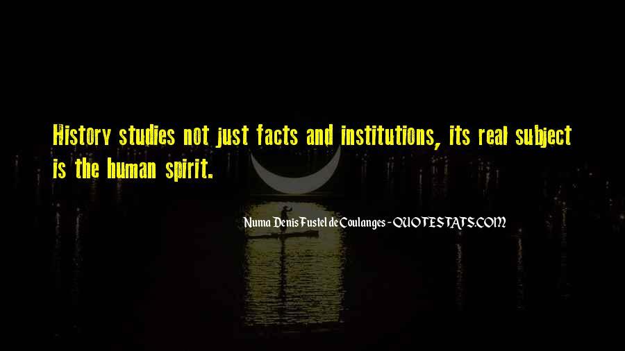 Fustel Quotes #15232