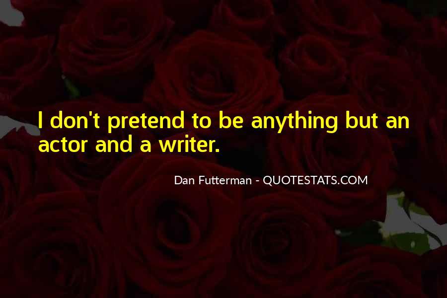 Futterman Quotes #1832537
