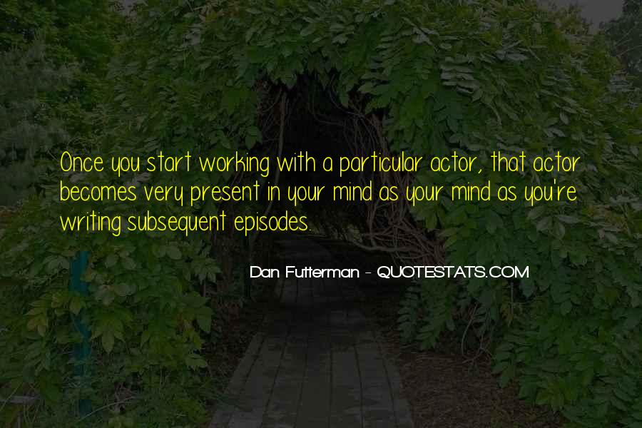 Futterman Quotes #389783