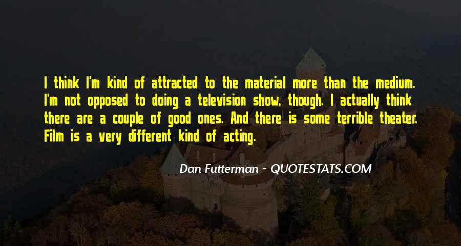 Futterman Quotes #980621