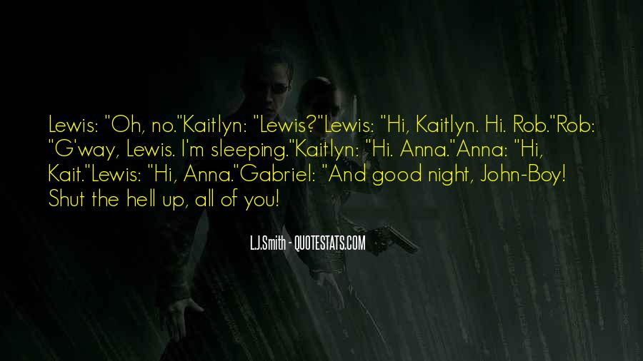 G'night Quotes #1232833