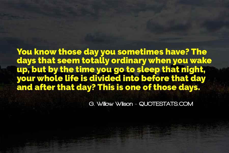 G'night Quotes #1330557